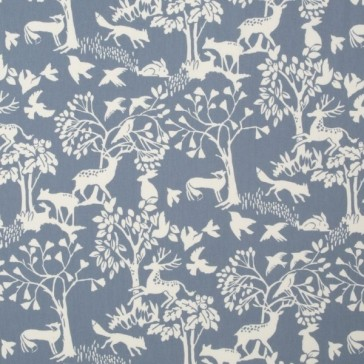 Vilda Chambray Example of pattern