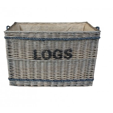 Jumbo 'LOGS' Basket