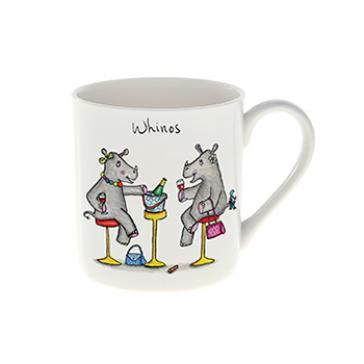 Whinos China Mug