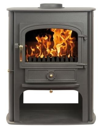 Clearview Solution 500 Stove Solution 500 Multi Fuel Stove