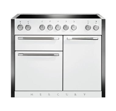Mercury 1082 Dual Fuel Range Cookers