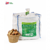 Certainly Wood 1.2m Small Bulk Bag Logs