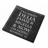 Delia 3 Ply Paper Napkins (Pack)