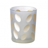 Parlane Small Leaf Tea Light Candle Holder
