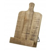 Parlane Wooden Cookbook Stand