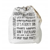 Parlane Laundry Bag Rules