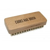 Wooden Cooks Nail Brush