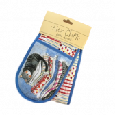 Alex Clark Laundry Basket Double Oven Glove