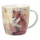 Alex Clark Bunting Fox Mug