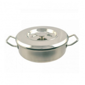 AGA Stainless Steel Saute Pan