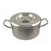 AGA Stainless Steel Casserole (New)