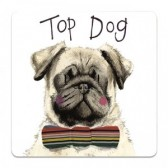 Top Dog Coaster - Alex Clark