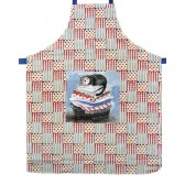 Alex Clark Laundry Basket Apron