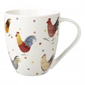 Alex Clark Rooster Crush Mug