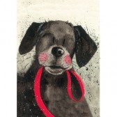 Alex Clark Red Lead Tea Towel