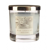 Wax Lyrical Bathtime Medium Candle Jar