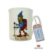 Bean Walking China Mug