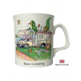Bean Camping Mug - Mobile Home