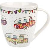 The Caravan Trail Caravans Mug