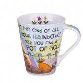 At The End Of All Your Rainbows Flight Mug