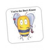 Bees Knees Coaster