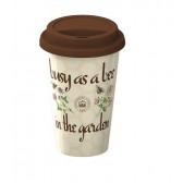 Busy Bee Double Walled Travel Mug