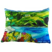Natalie Rymer - The Cove Cushion