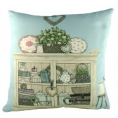 Sally Swanell Vintage Cupboard Cushion