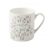 Crazy Cat Lady Can Mug