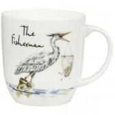 The Fisherman Mug