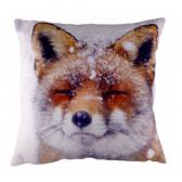 Portrait Fox cushion
