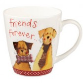 Alex Clark Friends Forever Mug