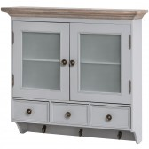 Churchill Collection Glazed Wall Unit