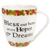 Julie Dodsworth Hopes & Dreams Crush Mug