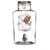 Kilner 8L Clip Top Drinks Dispenser