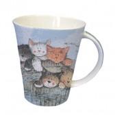 Alex Clark Kittens Mug