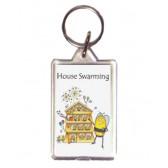 House Swarming Keyring