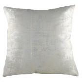 Hollywood Silver Cushion 43cm