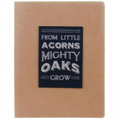 Little Acorns - Note Book