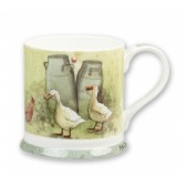 Alex Clark Milk Churns Mug