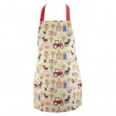 Old Macdonalds Farm Mini Apron