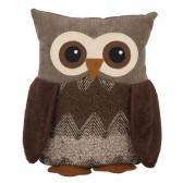 Brown Owl Door Stop