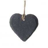 Slate Hanging Heart