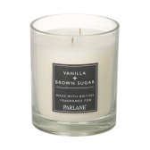 Parlane Vanilla & Brown Sugar Candle with Double Wick