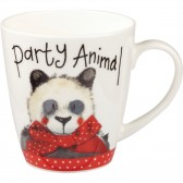 Alex Clark Party Animal Mug