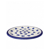 Blueberry Polish Pottery Side Plate