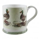 Alex Clark Quack Quack Mug