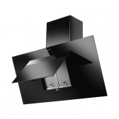 Rangemaster Opal 90cm Cooker Hood Black