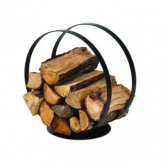 Dixneuf Black Ring Log Holder