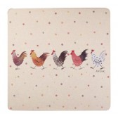 Alex Clark Rooster Placemats